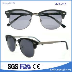 Full UV400 Classic Retro Vintage Clubmaster Sunglasses pictures & photos