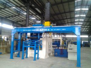 Hf800t Non- Vibration Hydraulic Concrete Block Brick Making Machine pictures & photos