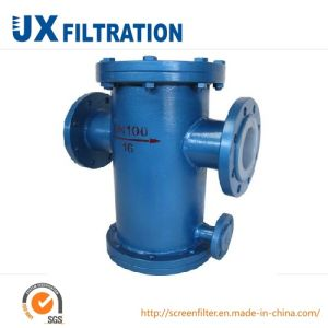 Ss Basket Strainer Filter pictures & photos