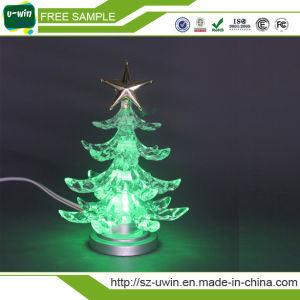 Free Sample Christmas Tree LED Light USB Hub pictures & photos