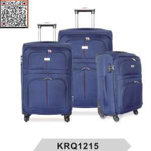 Ormi Factory 3PCS 1200d Inside Trolley Travel Luggage Suitcase pictures & photos