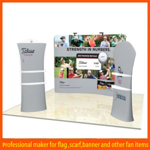 Hot Sale Best Exhibit Booth Trade Show Banner pictures & photos