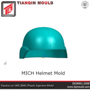 Bulletproof Kevlar Helmet Mould