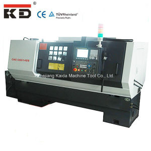 Precision Metal Machining Horizontal CNC Lathe  (CK6140S) pictures & photos