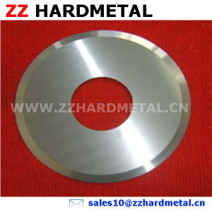 Tungsten Cemented Carbide PVC Blade for Cutting Slitting pictures & photos
