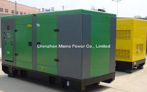 250kVA 200kw Cummins Diesel Generator Silent Generator Soundproof Canopy pictures & photos