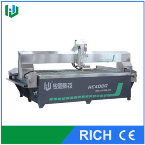 5 Axis Water Jet Cutting Machine for Marble / Stone / Granite pictures & photos