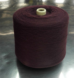 Acrylic Yarn with Dralon for Knitting (2/30nm Dyed) pictures & photos