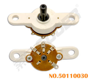 Suoer Desk Fan Three-Speed Switch with Double Holes (50110030-Electric Fan-Three Speed Switch Double Holes(For Desk Fan)) pictures & photos