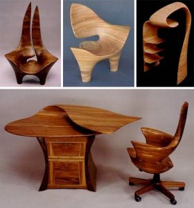 Factory Manufacture Eco-Friendly Solid Wood Furniture Paint pictures & photos