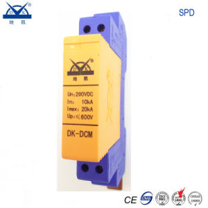 RS485 Pluggable DC 200V Analog Signal Line Lightning Protection System pictures & photos