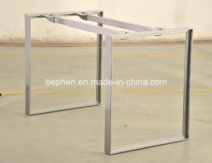 Knock Down Office Table Leg Steel Table Leg 1801 pictures & photos