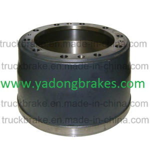 Iveco Brake Drum 597516/2479853 and Truck Spare Parts/Truck Parts for Germany/USA/Canada/Iveco pictures & photos