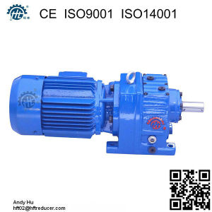 Equivalent with Sew R Series Speed Reducer Inline Helical Gearbox