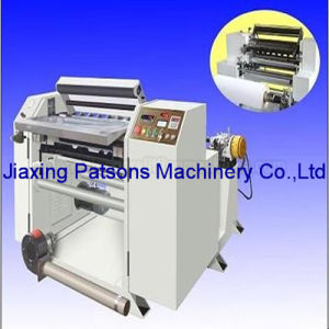 2016 Hot Sell ATM Paper Roll Slitting Rewinding Machine pictures & photos