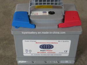 Maintenance Free Car Battery (DIN55 12V55AH)