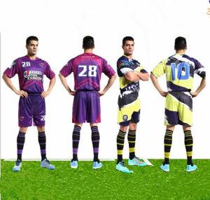 Football Shirt Football Soccer Jersey for Men Sports Wear (AKFS2) pictures & photos