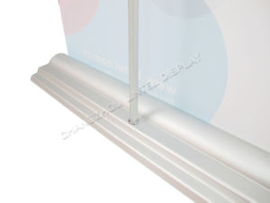 Telescopic Banner Stand Avdertising Roll up Display (LT-0R) pictures & photos