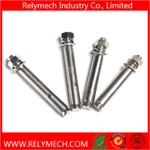 Stainless Steel Expansion Screw/ Expansion Bolt/ Expansion Anchor Bolt/ Sleeve Anchor Bolt pictures & photos