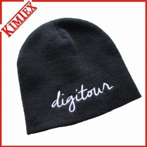 Unisex Acrylic Knitted Promotion Winter Hat pictures & photos