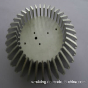 CNC Machining of Heat Sink for Electronic and Electric Products pictures & photos