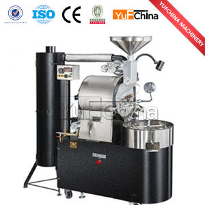 Hot Sell Beans Frying Machine/Coffee Bean Roaster 8kg pictures & photos