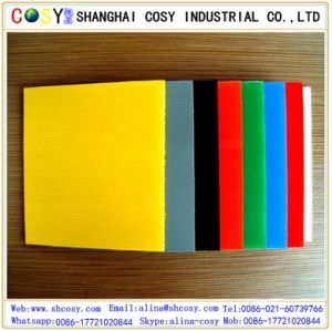 Black PP Material Corrugated Sheet for Floor & Wall Protection pictures & photos