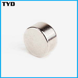 High Quality Strong NdFeB Permanent Magnet Cylinder