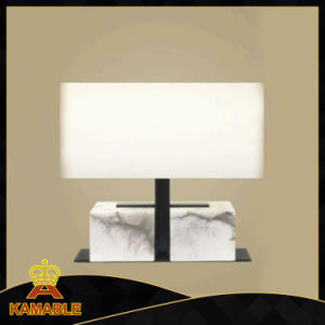 Marble Material Home Modern Reading Table Lamp (KAT6106) pictures & photos
