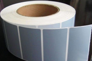 Mass Production Blank Paper Package Labels pictures & photos