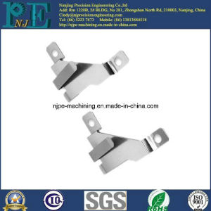 China Supply Custom CNC Machine Stamping Parts pictures & photos