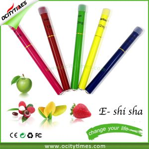 Baking Finish Colorful Disposable E Cigarette Wholesale Price 500 Puffs Disposable E Cig pictures & photos