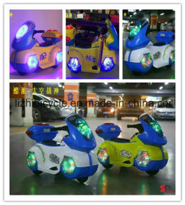 2016 Kid Chargeable Battery Motor Tricycle with Music and Lights pictures & photos