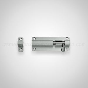 Stainless Steel Security Sliding Door Guard Lock Bolt (CX011) pictures & photos