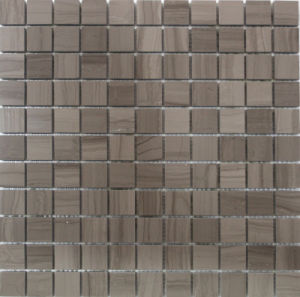 Athen Grey Marble Mosaic, Square Mosaic and Mosaic Tiles pictures & photos