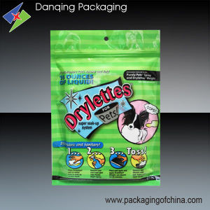 Chaoan Packaging Pet Food Bag Plastic Packaging with Zipper pictures & photos