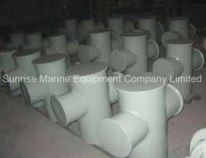 Marine Deck Equipment - Crusiform Bollard
