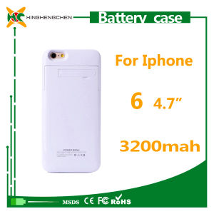 Hot of Sufficient Capacity for iPhone 6 Battery Case pictures & photos
