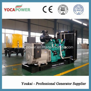 Cummins Diesel Engine 520kw/650kVA Water Cooled Diesel Generator pictures & photos