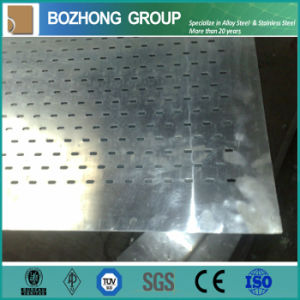 Steel Cutting Bending Shaping Fabrication Punch Mesh pictures & photos