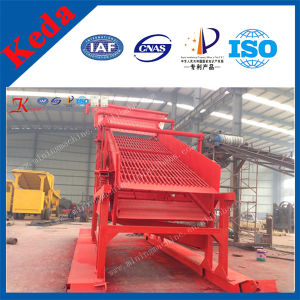 Gold Vibrating Screen Separator pictures & photos
