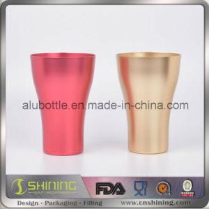 Aluminum Oxidized Shot Mug pictures & photos