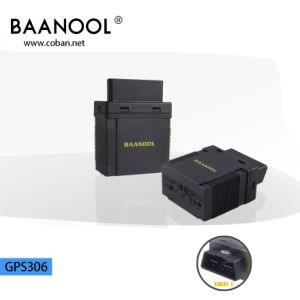 Obdii GPS Tracker with Lbs Get Exact Street Address GPS306 pictures & photos