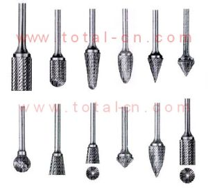 Rotary Burrs (Rotary Files, tungsten carbide burrs) pictures & photos