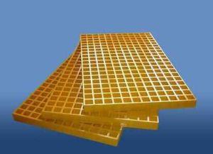 Kick Plate /FRP Channel/ Fiberglass Profiles/ FRP Shapes/ Profiles pictures & photos