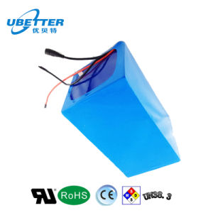 Customized 36V25ah LiFePO4 Battery for Electrics Bike Power Battery pictures & photos