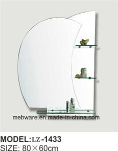 High Quality Frameless and Fogless Bathroom Makeup Mirror pictures & photos