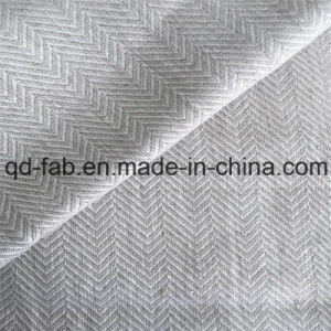180G/M2 100%Linen Woven Fabric (QF16-2479) pictures & photos