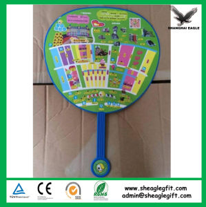 Africa Election PP Hand Fan Customized pictures & photos