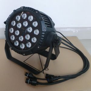 Competitive Price 18X10W Quad Wash LED Outodor Light pictures & photos
